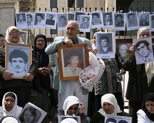 Lebanon Passes Law for the Missing and Forcibly Disappeared