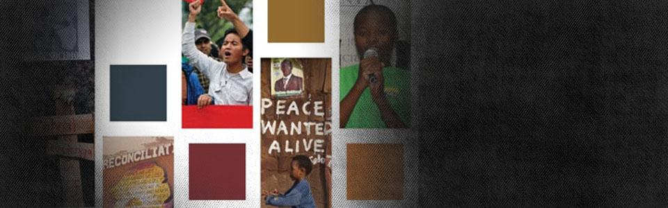 Comisiones de la verdad y procesos de paz