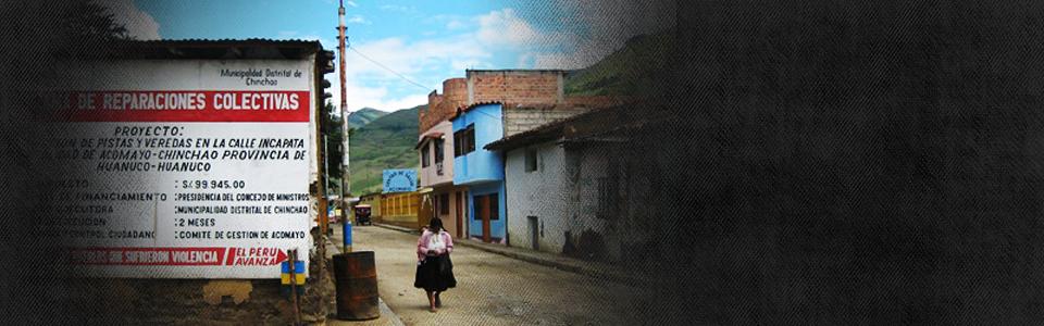 تقرير البرامج للمركز الدولي للعدالة الانتقالية: جبر الضرر