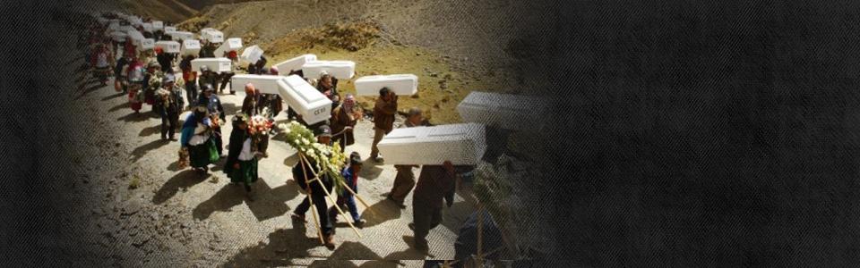 ICTJ reporta: Verdad y Memoria